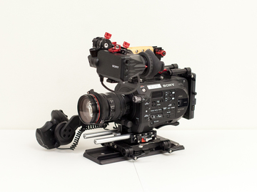 Rent: Sony FS7 kit w/ Zacuto Finder and Canon 24-105mm f/4L