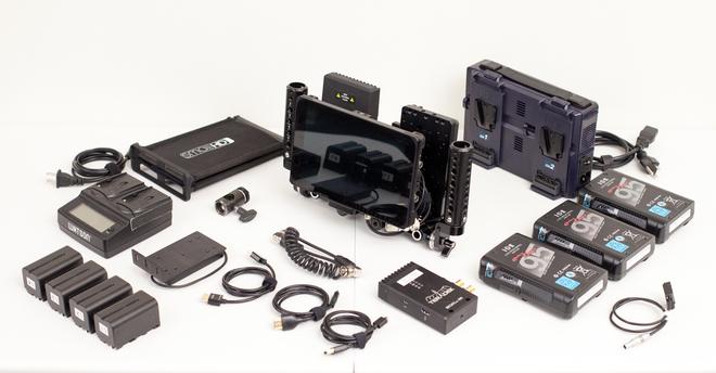 Director's  Monitor Kit - SmallHD 703, Teradek Bolt 500