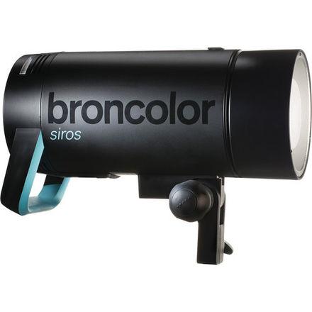 Broncolor Siros 800 S WiFi/RFS 2.1 Monolight - 7 Stop