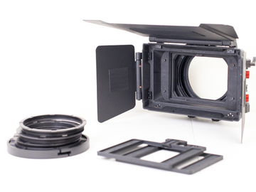 Rent: O'Connor O-Box Clamp-On/Rod Mount  Matte Box