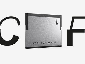 Rent:  (2) 256 GB CFast 2.0 PRO CF