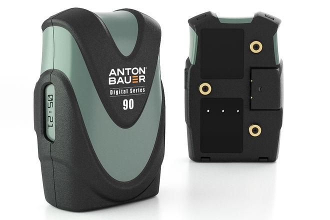 Anton Bauer Digital 90 Gold Mount Battery