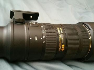 Nikon 70-200mm F 2.8 VRII