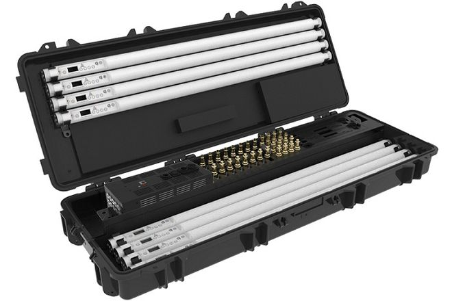 (8) Astera Titan Tubes with Charging Case