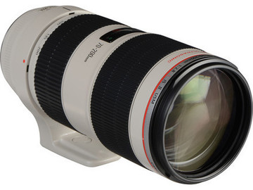 Rent: Canon EF 70-200mm f/2.8L IS II USM Lens