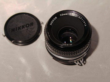 Rent: Nikon Nikkor Lens Kit