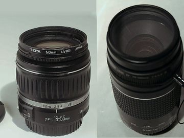 Rent: Canon Lens Kit