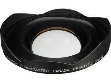 Rent: CAVISION 0.4x Fisheye Adapter for 72 & 77mm threads