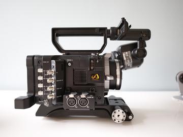Rent: Sony PMW-F55 CineAlta 4K Digital Cinema Camera