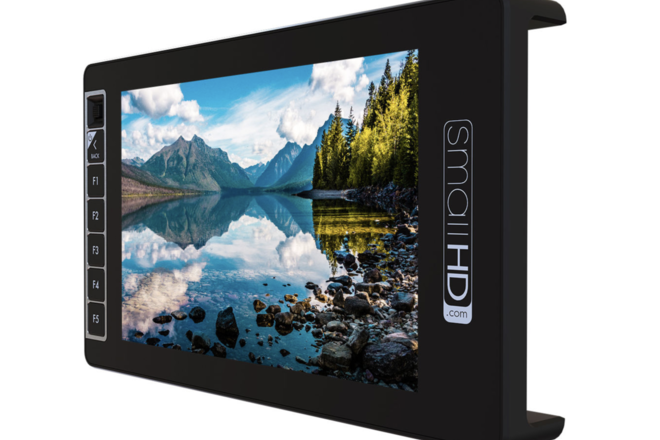 SmallHD 703 UltraBright HD 7-in LCD Monitor