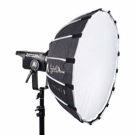 Aputure LS C120d MKII Kit With Light Dome Mini II