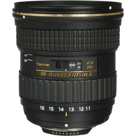 Tokina 11-16mm F2.8 DX Auto Focus Canon EF Mount