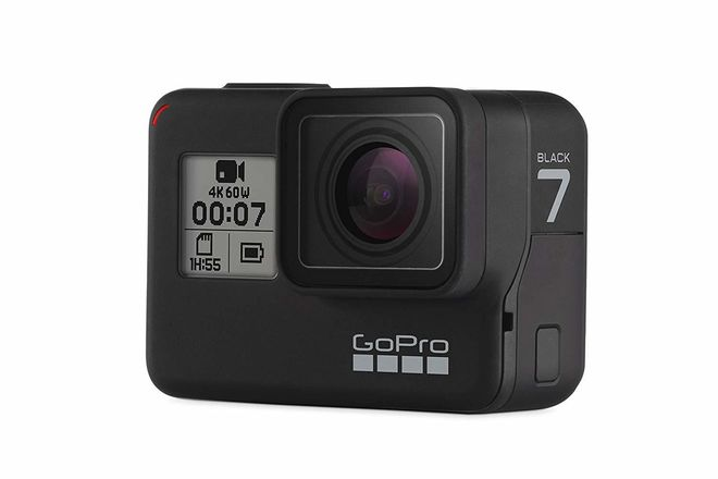 GoPro HERO7 Black — Waterproof Digital Action Camera with To