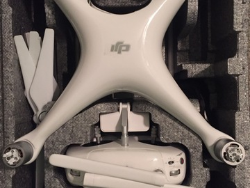 Rent: DJI Phantom 4 Drone 4k with Pilot
