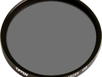 Rent: Tiffen Circular Polarizer (82mm)