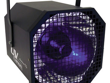 Rent: American DJ  UV Canon 400W Black Light