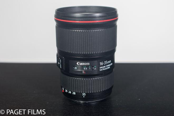 Canon EF 16-35mm f/4L