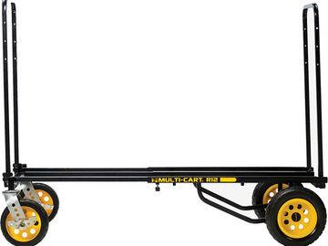 Rent:  RocknRoller R12RT 8-in-1 All-Terrain Equipment Cart
