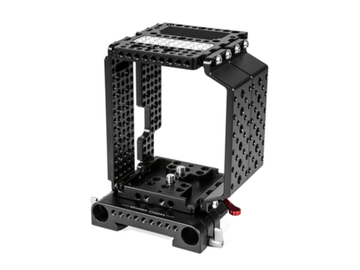Rent: WOODEN CAMERA CHEESE CAGE +19MM BRIDGEPLATE