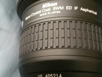 Rent: Nikon 14-24 mm F2.8