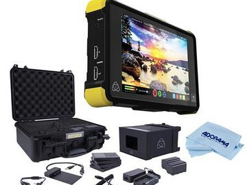 Atomos Shogun Flame 7-in 4K Recorder and Accessory Kit