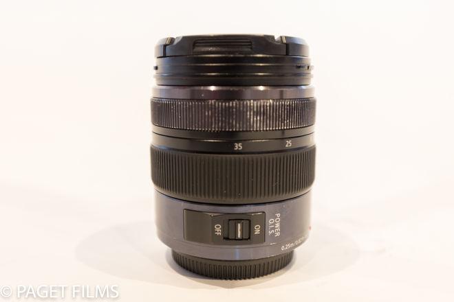 Panasonic Lumix 12-35mm f/2.8 II  O.I.S.