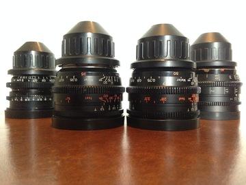 Rent: ZEISS Super Speeds MKII 18/25/35/50/85 + 300mm RED Pro Prime