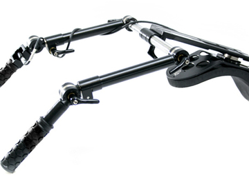 RED Epic Handheld Rig / ELEMENT TECHNICA Mantis Shoulder