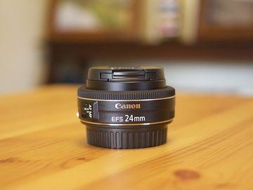 EFS Wide Angle Prime Lens