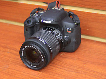 Rebel T6i + 18-55mm Lens