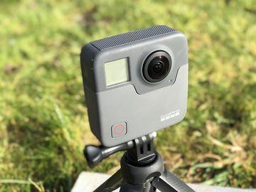 GoPro Fusion 360° Camera + Grip