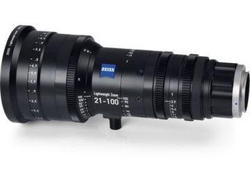 ZEISS Lightweight Cinema Zoom Lens, 20-100mm, T2.9-3.9