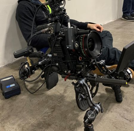 Red Epic Dragon 6K Package (PL & EF Mount, Touchscreen, etc)