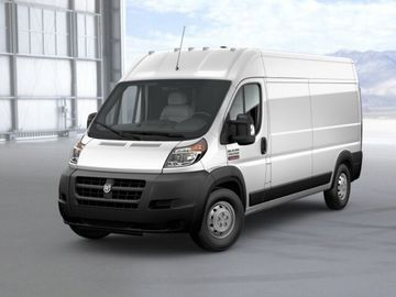 Rent: White Ram Promaster 2500 High Roof - with ramp
