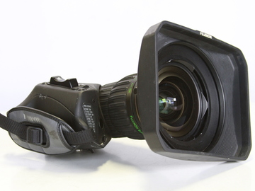 Rent: Fujinon XS 13x3.3 BRM-M38 Wide Angle lens with EX-3 adapter