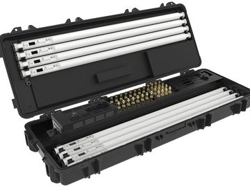 Rent: Titan Tube 8-Light Kit