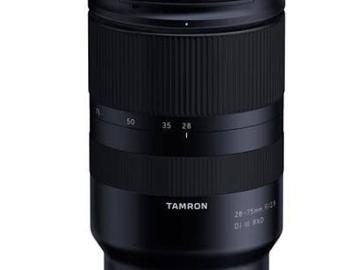 Rent: Tamron SP 28-75mm f/2.8 XR Di LD (SONY E MOUNT)