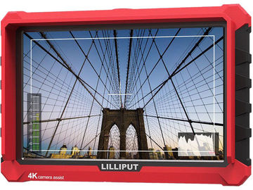 """Lilliput  A7S 7"""" FULL HD Monitor w/ 4K Support"""