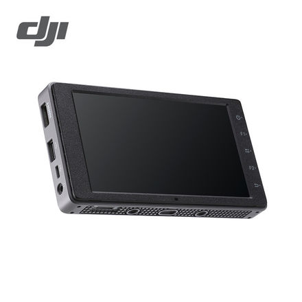"DJI Crystalsky 5.5"" drone monitor 2 batteries"