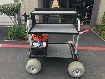 Rent: Filmtools Magliner Junior Cart W/ Accessories