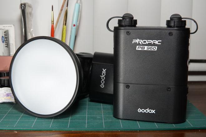 Godox AD360II-C E-TTL Tube Camera Speedlite