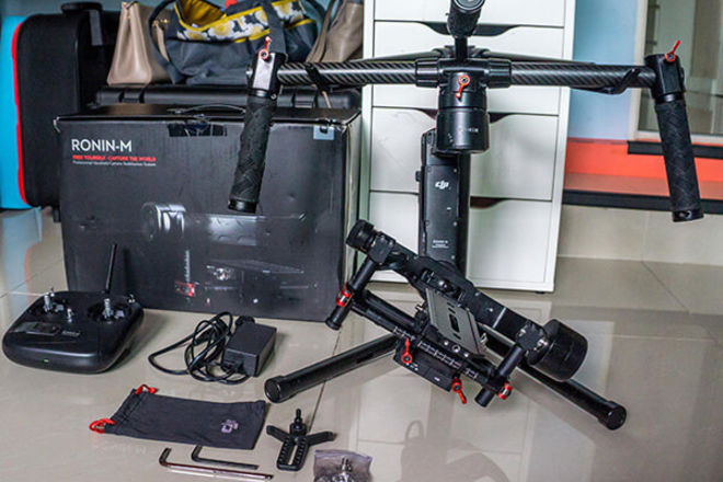 DJI Grip for Ronin-M / Ronin-MX