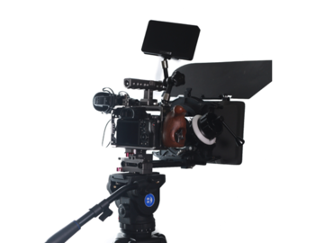 Rent: Sony  A7S II Cinema Package (Cage,Canon24-70, Monitor,Tripod