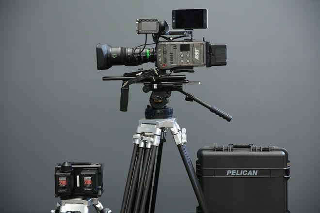 4KUHD Premium ARRI Amira Studio Lenses Package