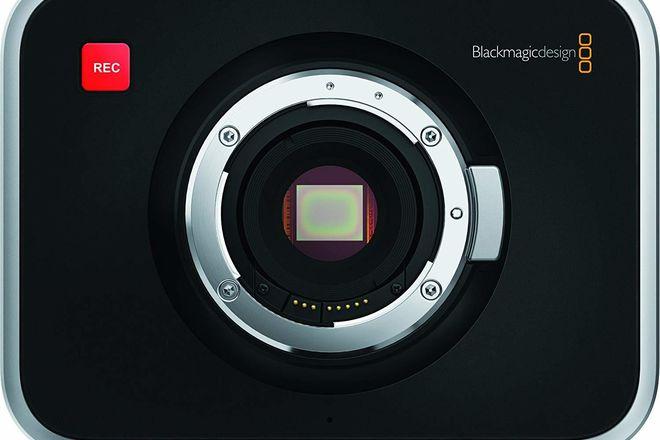 Blackmagic Design Cinema Camera 2.5k with EF Mount