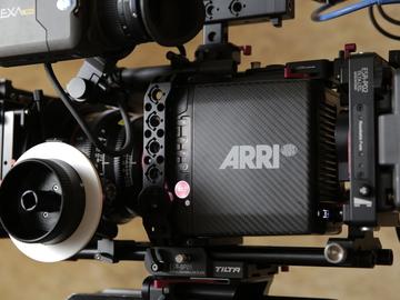 Rent: Alexa Mini 4K with 4:3 | PRO Package | Canon CN-E Primes