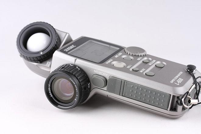 Sekonic L-608 Cine Super Zoom Light Meter