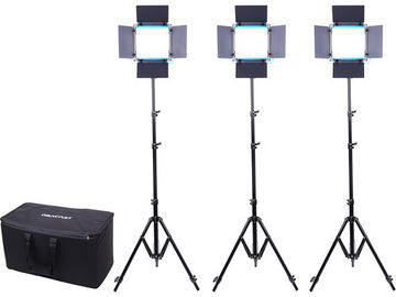 Dracast LED500 S-Series Bi-Color 3-Light Kit
