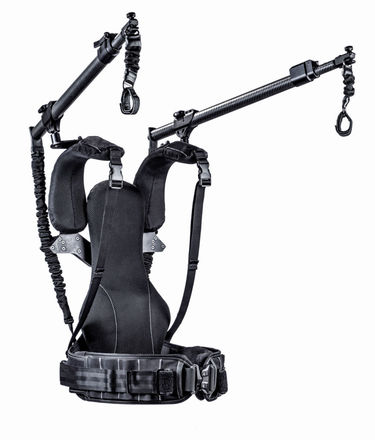 Ready Rig GS + ProArms (Heavy Duty 40lbs capacity)