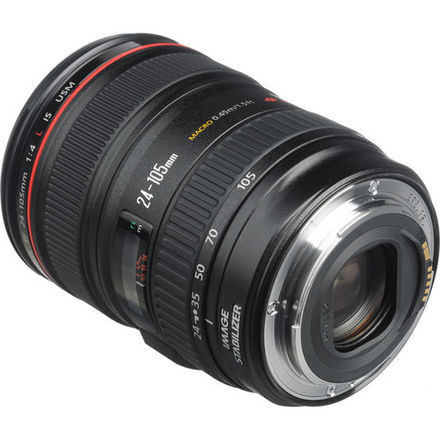 Canon Zoom Lens EF 24-105 1:4; L; IS